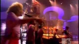 Christina Aguilera · Redman · Dirty · Live Mtv Awards 2002