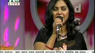 Oi Jhinuk Phota - Samina Chowdhury (Live)