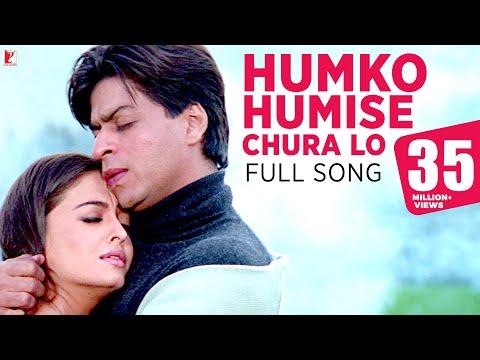 Xxx Mp4 Humko Humise Chura Lo Full Song Mohabbatein Shah Rukh Khan Aishwarya Rai Lata Uday 3gp Sex