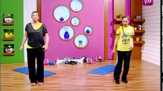 الرياضة - تمارين لاطالة الجسم والاحماء
