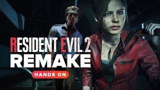 Resident Evil 2 is everything I wanted in a remake
