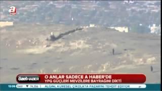 ÖZEL HABER - YPG'NİN KÖYÜ GER ALMA ANLARI