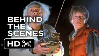 Back to the Future - Behind The Scenes - Secrets Of (1985) - Michael J. Fox HD