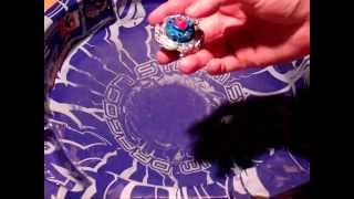 Beyblade Dranzer Titan vs Cosmic Pegasus F:D