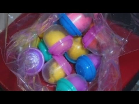 Mom Horrified To Discover Cocaine Inside Son's Toy Purchased From Machine