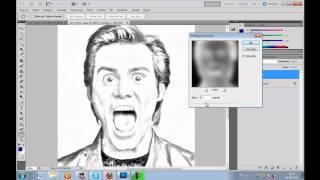 Como fazer uma imagem virar um desenho com Photoshop CS5