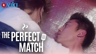 The Perfect Match - EP 7   Chris Wu and Ivy Shao Share A Sleeping Bag [Eng Sub]