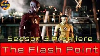 Flashpoint - Season 3 Episode 1| The Flash Point | That Hashtag Show