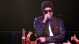 Bohemia Live in Jammu & talking about desi hip hop