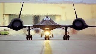 BLACKBIRD SR-71, l
