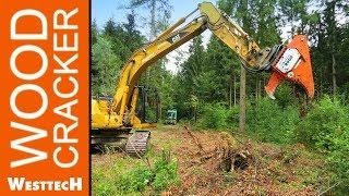 Root shear - Woodcracker R900