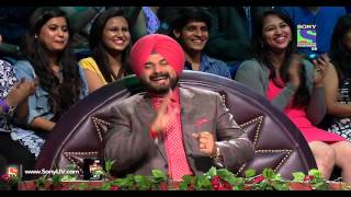 Kapil kudh shikhar ho gaye - The Kapil Sharma Show - Episode 5 - 7th May 2016