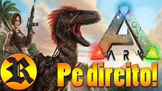 Tutorial: Iniciando da melhor maneira possível! - Ark: Survival Evolved