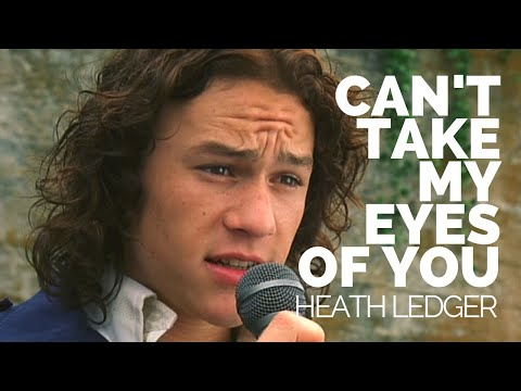 Xxx Mp4 Heath Ledger Sings Can T Take My Eyes Off You 3gp Sex