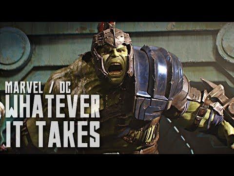 MARVELDC    Whatever it takes
