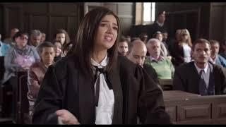 مسلسل ريح المدام - داليا تترافع عن سلطان و تلبسه في قضية القتل
