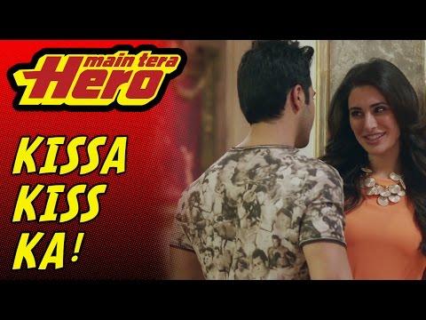 Scene From Main Tera Hero | Kissa Kiss Ka