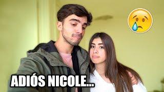 Se va Nicole... (para siempre?)