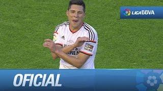 Debut de Enzo Pérez en el Valencia CF - Real Madrid