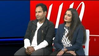 Young Nite Love Box - অভিনেতা মাজনুন মিজান ও অভিনেত্রী অপর্ণা ঘোষ - December 24, 2016