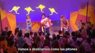 Hi-5 - T8 - Día de pretender (pretender) subtítulos Español
