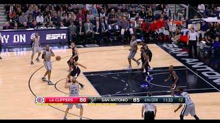 Spurs Ball Movement - 15/16