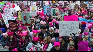 Women's March on Washington 2017 (FULL EVENT) | ABC News