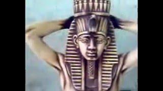 """تمثال """" فرعونى """" معروض للبيع بمبلغ 100 مليون """" دولار """""""