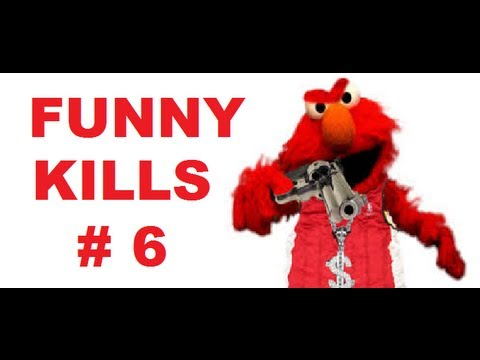 BLACK OPS 2 - FUNNY KILLS #6