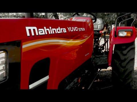 MAHINDRA YUVO 575