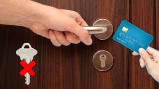 5 Ways to Open any Lock (Life Hacks)