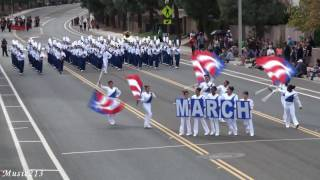 March MS - Let the Flag of Freedom Wave - 2016 Riverside King Band Review
