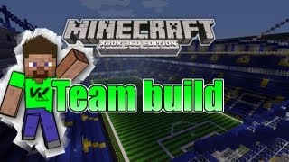 Minecraft 360 Team build |Stamford Bridge| January w/Download