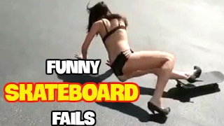 Funny Skateboard Fails 2017 (Part 1) || Best Fails Compilation By FailADD