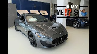 Why People Arent Buying The Maserati GranTurismo
