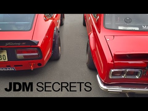 JDM Secrets Nissan Skyline GTR and more Japanese culture exposed