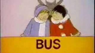 Sesame Street - Bus