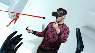 Oculus Quest: the VR headset to beat!