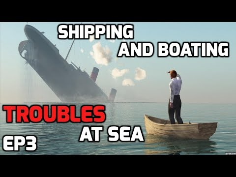 Shipping and Boating Fails troubles at sea compilation Ep 3