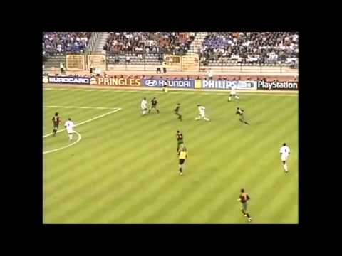 Zinedine Zidane in his prime (euro 2000)