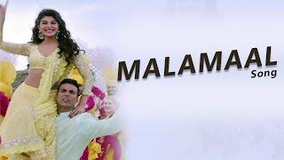Malamaal Song Housefull 3 ft Akshay Kumar, Jacqueline Fernandez RELEASES