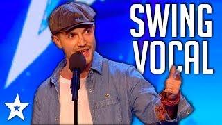 Singer Gets Standing Ovation on Britain