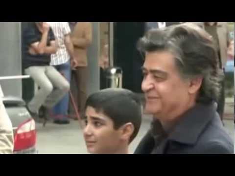 دوربین مخفی ایرانی شوخی با هنرمندان 1 رضا رویگری