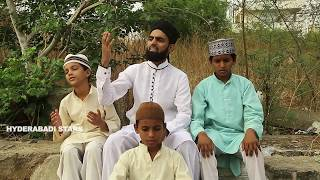 Madine Se Bulawa Aa Raha Hai  || Islamic Nath  Directed By Lateef Prince || Hyderabadi Stars