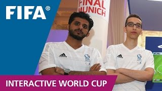 FIWC 2015 Semi Final: Alshehri v. Ould-Ramoul