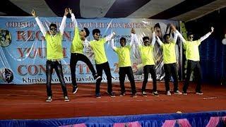 Nagpuri Mix Dance by H Square at RYC 2015 Sason, Sambalpur