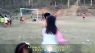 HEBOHHH.... Adu Pinalti Semi Final ARFAN FC Vs JATITUNGGAL FC