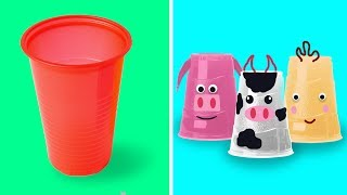 11 CUTE TOYS YOU CAN MAKE FROM TRASH