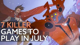 Top 7 new games in July 2018