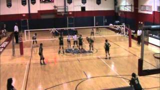 Ivana Vlahovic L/DS #4 - Volleyball Highlight Tape 2011